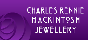 Charles Rennie Mackintosh Jewellery
